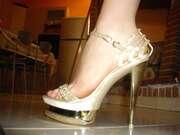 Photos des pieds de Ginette69, SEXY????
