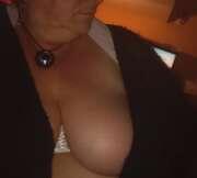 Photos des seins de Couple aimant , premiere fois