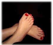 Photos des pieds de Boreale, Plaisir