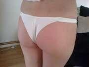 Photos de la lingerie de Mimi44, toujours en string