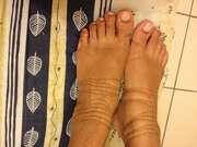 Photos des pieds de Pied974, ENCORE MMMH