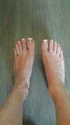 Photos des pieds de Coquinerose, Mes ti pieds