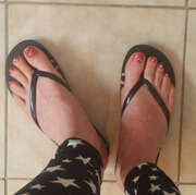 Photos des pieds de Coquinerose, Mes petit pieds nail