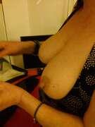 Photos des seins de Liloucoquine, hummmm bien salope