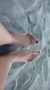 Photos des pieds de Elmsex, mes pieds vernis