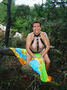 Photos de la lingerie de Libido40, Escapade en forêt...