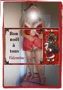 Photos du minou de Valentine23, mère noël