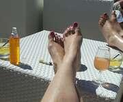 Photos des pieds de Nenétte67, Corsica