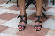 Photos des pieds de Sandroparis, En talons
