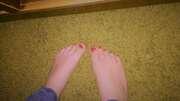 Photos des pieds de Fetich53, De retour pour ses jolies pieds