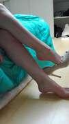 Photos des pieds de Panties444, Mes talons baiges