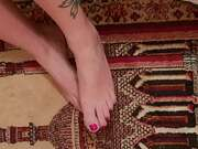 Photos des pieds de Man2818, Pieds de ma femme suite