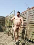 Photos de la bite de Oska71, Jardinage