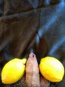 Photos de la bite de Bearbear01, Petit citron