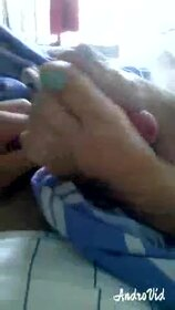 Videos de la sextape de Xdavid38xx, Moment footjob