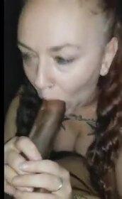 Videos de la sextape de Albi93, Ma sexefriend aime vraiment me sucer